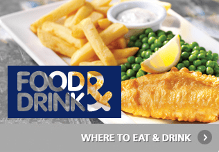 New Brighton Marine Point Food and Drink
