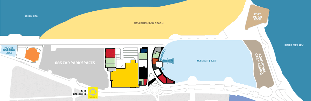 Marine Point Parking