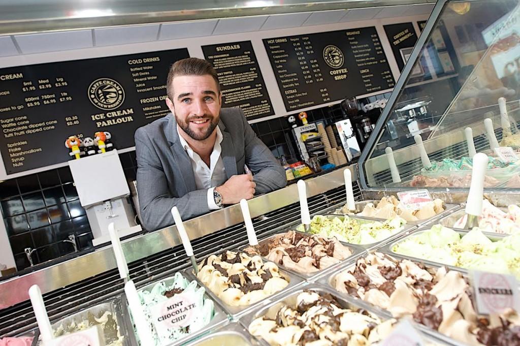 Caffe Cream New Brighton Wirral